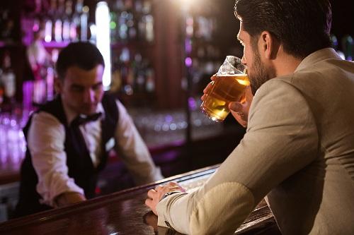 L'utilité d'un verre long drink